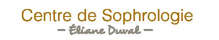 Centre de Sophrologie Éliane Duval